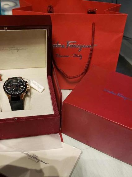 Reloj Ferragamo F80