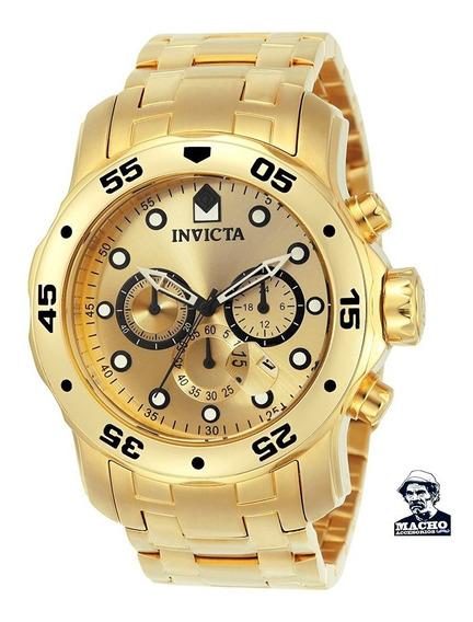 Reloj Invicta Pro Diver 0074 En Stock Original Con Garantía
