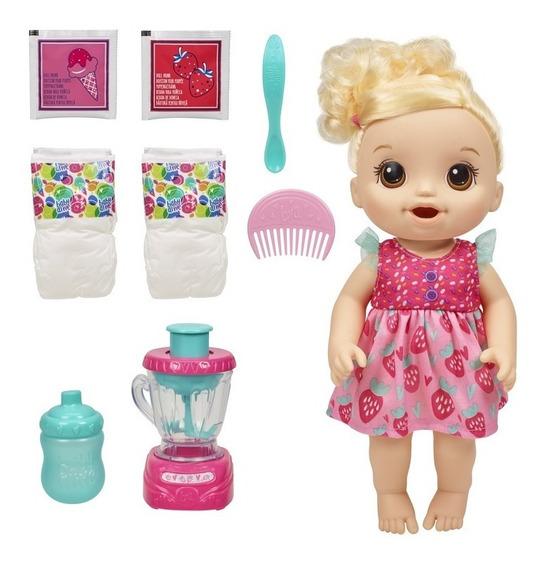 Boneca Baby Alive Misturinha Loira - Hasbro E6943