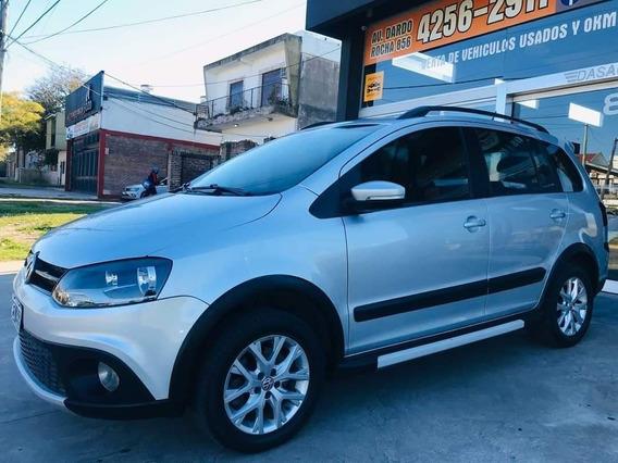 Volkswagen Suran Cross 1.6 Gnc 2013