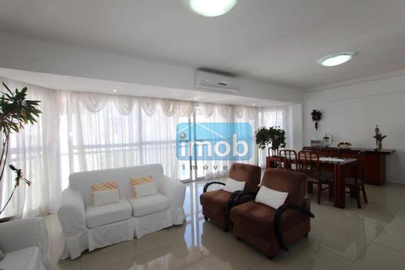 Cobertura Residencial À Venda, Aparecida, Santos. - Co0178