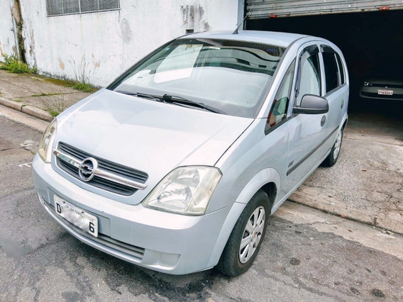 Chevrolet Meriva 2006 1.8 Flex Power 5p