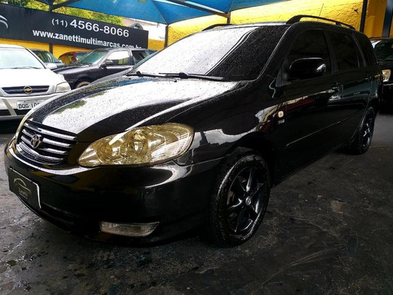 Toyota Corolla Fielder 1.8 16v (aut) Gasolina Automático
