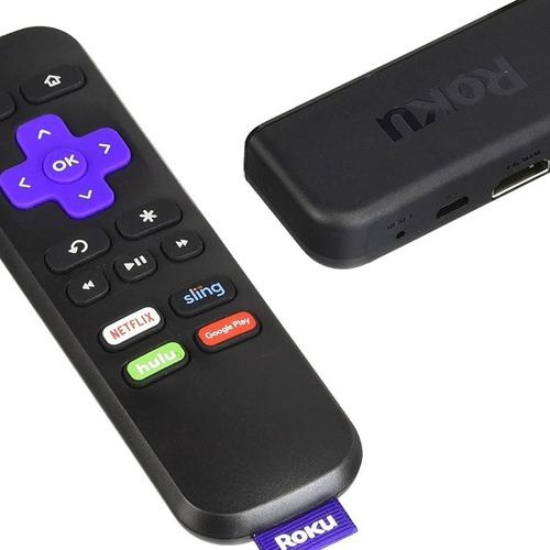 Imagen 1 de 10 de Roku Premier 4k Transmisión Hd Hdr Streaming Netflix Tv Box
