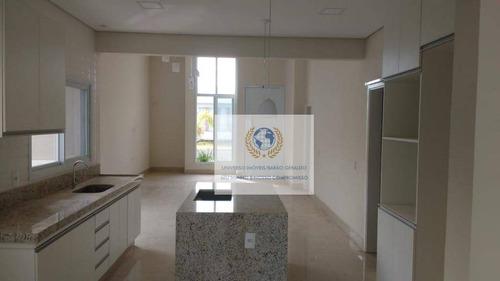 Imagem 1 de 25 de Casa Com 3 Dormitórios À Venda, 149 M² Por R$ 810.000,00 - Cascata - Paulínia/sp - Ca0916