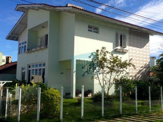 Casa Residencial À Venda, Itacorubi, Florianópolis - Ca0891 - Ca0891