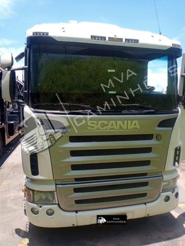 Caminhão Scania G 420 - 4x2 T
