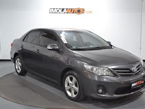 Toyota Corolla 1.8 Xei Pack Cvt 2012 -imolaautos-