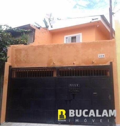 Imagem 1 de 15 de Sobrado Para Venda No Jardim Beatriz - 2185