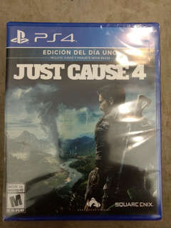Just Cause 4 Ps4 Fisico Nuevo Xstation