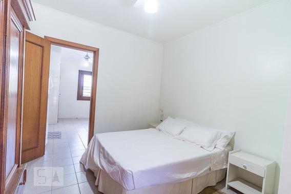 Casa Para Aluguel - Marechal Rondon, 1 Quarto, 30 - 893038524