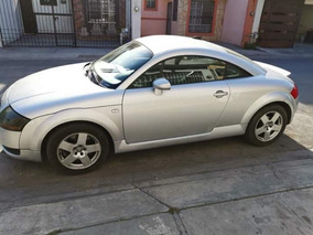 Audi Tt 1.8 Front 5vel 180 Hp At 2001