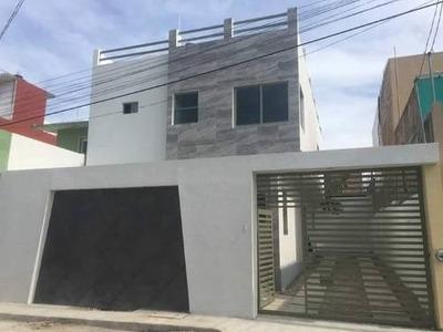 Casa En Módulo Ii Terán, Tuxtla Gutiérrez, Chiapas.