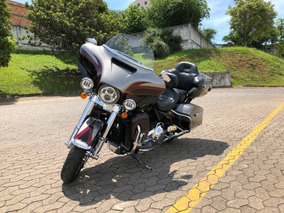 Harley Davidson Cvo Limited Flhtkse