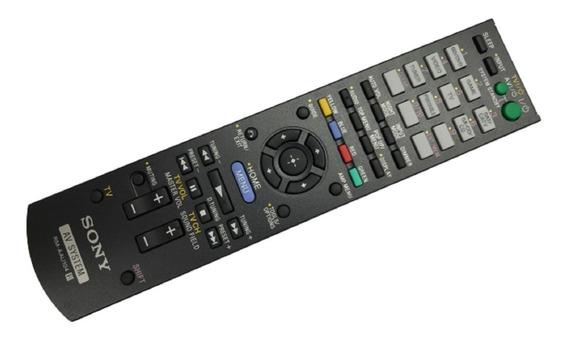 Controle Remoto Rm-aau104 Receiver Sony Str-dh520 Original