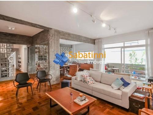 Apartamento A Venda Em Sp Higienópolis - Ap03805 - 68987519