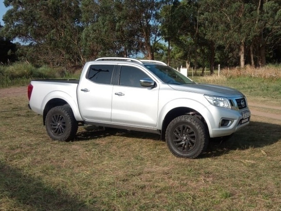 Nissan Np300 Frontier Le 4x4 At