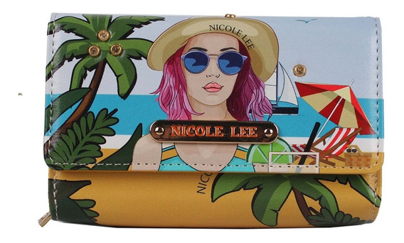 Cartera Nicole Lee 6706 Monday On The Beach