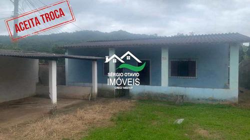 Imagem 1 de 20 de Chácara Com 2 Dorms, Area Rural, Pedro De Toledo - R$ 130 Mil, Cod: 544 - V544