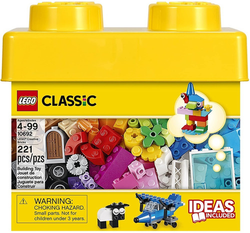 Lego Classics 221 Pzas