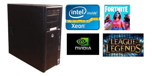 Computadora Juegos, Gamer, Fornite, Lol, Counter Strike