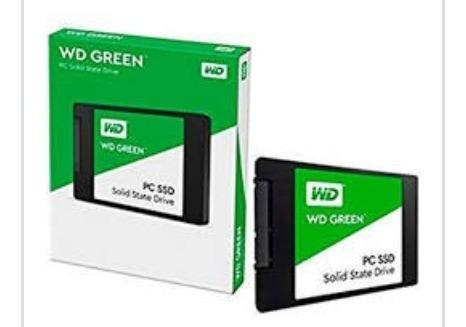 Hd Ssd 240gb Western Digital