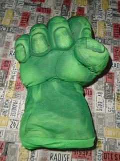 Puño Increible Hulk //derecho //unico //belgrano