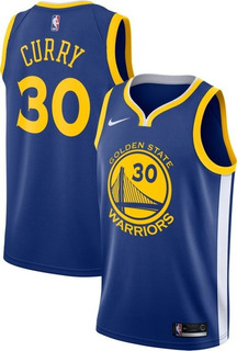 Jersey Original Nike Nba Basket Golden State Warriors Local Curry #30 2019