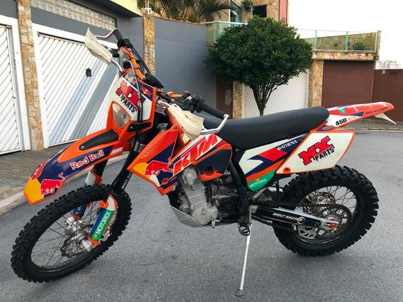 Ktm 450 Exc-r 2007 Muito Conservada!