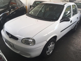 Chevrolet Gm Corsa Wind 1.0 Branco 2001
