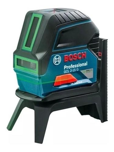 Imagem 1 de 5 de Nivel Laser De Linhas Bosch Gcl 2-15g Maquifer