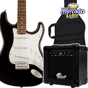Combo Guitarra Eléctrica Amplificador Estuche Afinador Orich