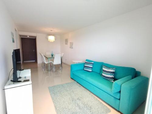 Departamento, 1 Dormitorio Con Parrillero, Amenities - Playa Brava