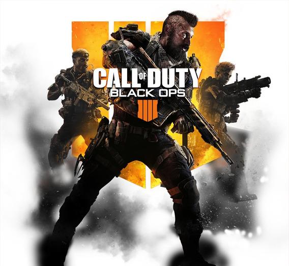 Call Of Duty-black Ops 4 -portug Br-digital Online Xbox One