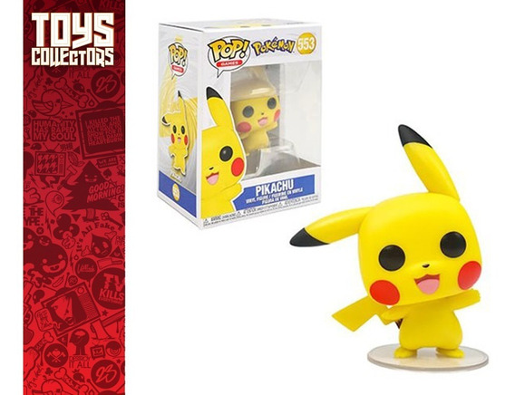 Funko Pop - Pikachu 553 Pokemon