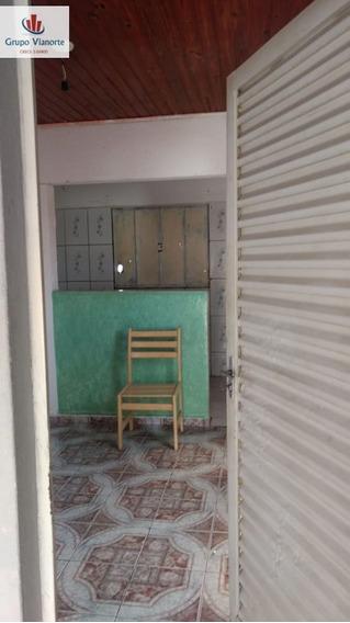 Casa Para Alugar No Bairro Vila Nova Cachoeirinha Em São - Ga98-2
