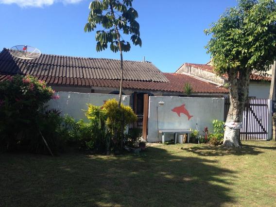 Boa Casa No Balneário São Jorge, Em Itanhaém, Litoral Sul Sp