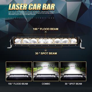 Barra Laser Led De 24 Pulg Para Boter Y Lanchas