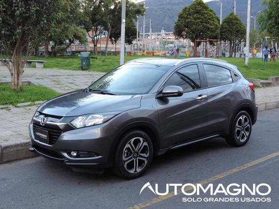 Honda Hr V 5dr Awd Exl Cvt At