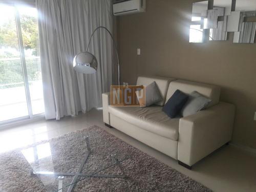 Apartamento En Aidy Grill, 1 Dormitorios  - Ref: 8708