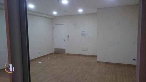 Sala Para Alugar, 40 M² Por R$ 1.500,00/mês - Centro - Osasco/sp - Sa0083