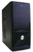 Cpu Pc Core 2 Duo 4gb 500 Hd Office E Wi-fi-envio 24 Hrs