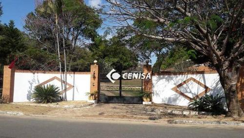 Chácara À Venda, 5000 M² Por R$ 1.380.000,00 - Condomínio Recanto Das Flores - Indaiatuba/sp - Ch0154
