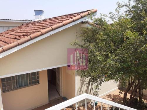 Casa Com 2 Dormitórios À Venda, 150 M² Por R$ 400.000 - Parque Novo Oratório - Santo André/sp - Ca0280