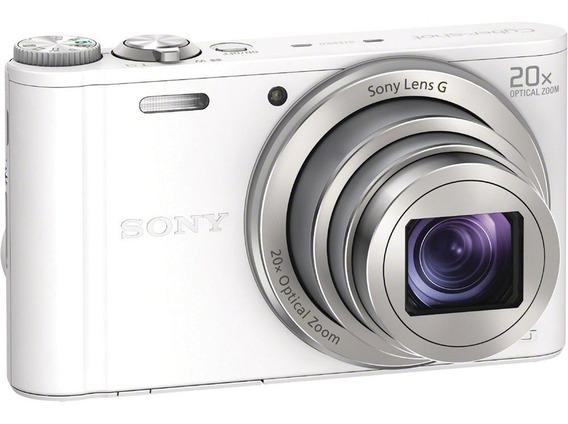 Camara Sony Cyber Shot 18.2mpx + Zoom 20x + 1080p + Youtube