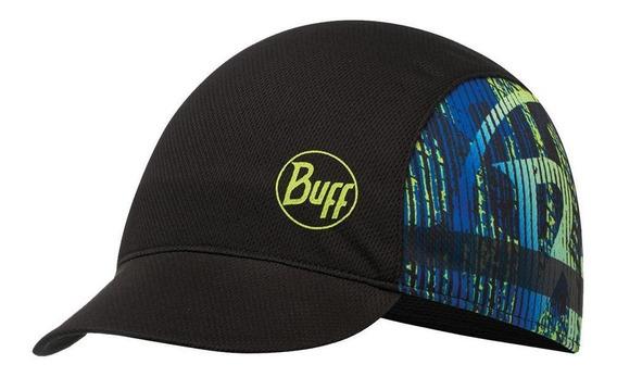 Buff Gorra Pack Bike Hombre/mujer - Negro/azul/verde