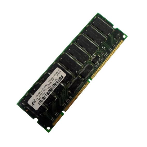 Lote De 25 Memoria Ram Ecc Dimm 256mb 133 Mhz P/servidores