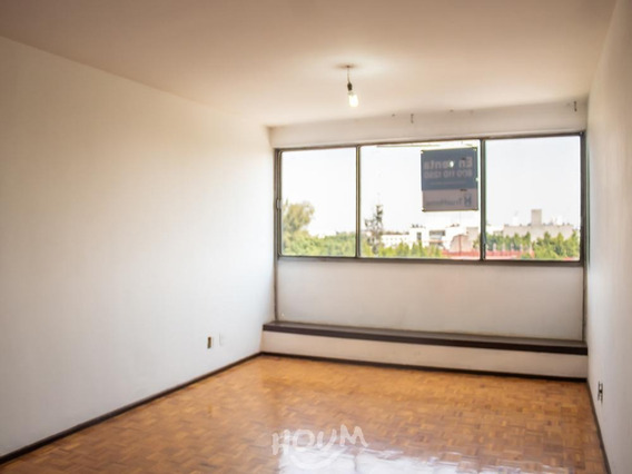 Departamento En Nonoalco-tlatelolco (u Hab) Iii, Cuauhtemoc Con 2 Habitaciones