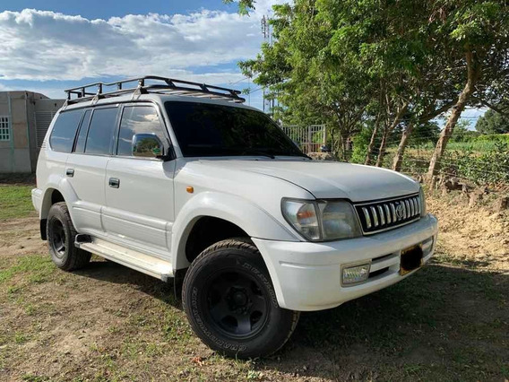 Toyota Prado Vx At 3400cc Aa Gas Gasolina 7p Full