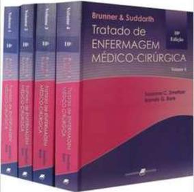 Coleção Bruner Studart Tratado Cirúrgico Enfermagem